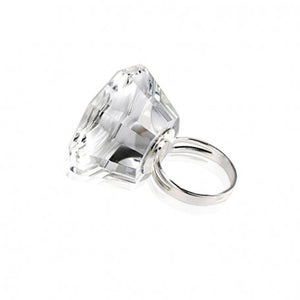 Crystal Glue Ring