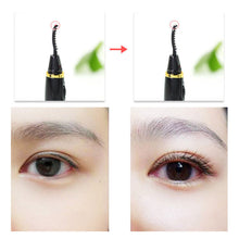 Load image into Gallery viewer, DELUXE Eyelash Curler Heated