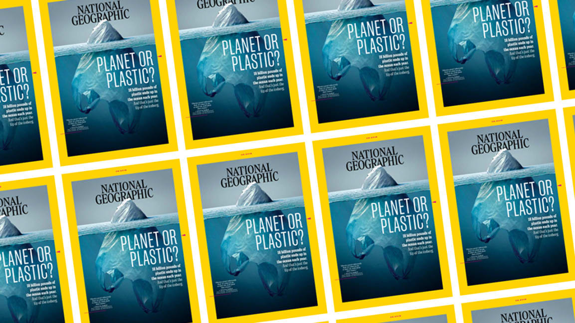 National Geographic Plastic Pollution