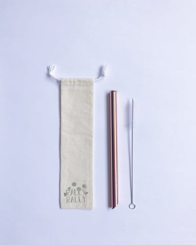 Bubble Tea Straw with Pointed Tip