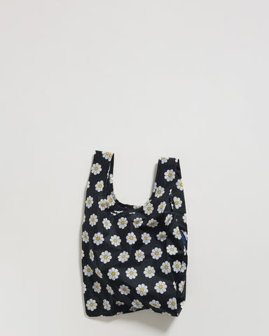 Baby BAGGU Black Daisy Reusable Bag Rally Rally Singapore
