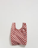 Baby BAGGU Reusable Bag Singapore Rally Rally Rose Checkerboard