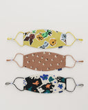 Ear Loop Mask Set - Archive Florals