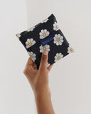 Standard BAGGU Black Daisy Reusable Bag Rally Rally Singapore