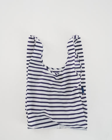 Standard BAGGU Sailor Stripe Reusable Bag - Rally Rally Singapore
