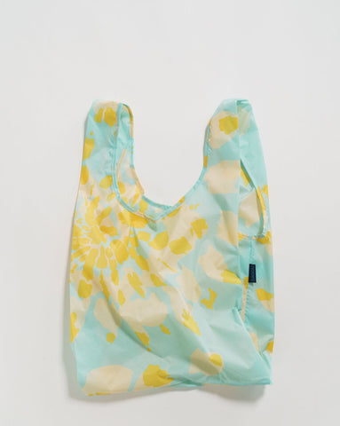 Standard BAGGU Tie Dye Aqua Reusable Bag - RALLY RALLY Singapore