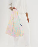 BAGGU Reusable Bag Tie Dye Pink Singapore - RALLY RALLY