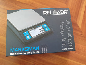 Truweigh Marksman Digital Reloading Scale
