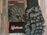Würth Premium Braai Gloves