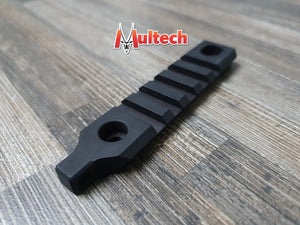 Multech Universal Picatinny Rail Rounded
