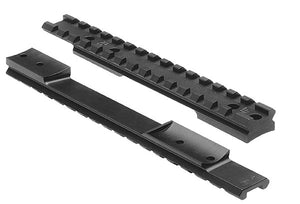 NightForce Picatinny Rail Scope Bases 20MOA