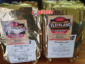 Vleisland Spices Bags 1kg