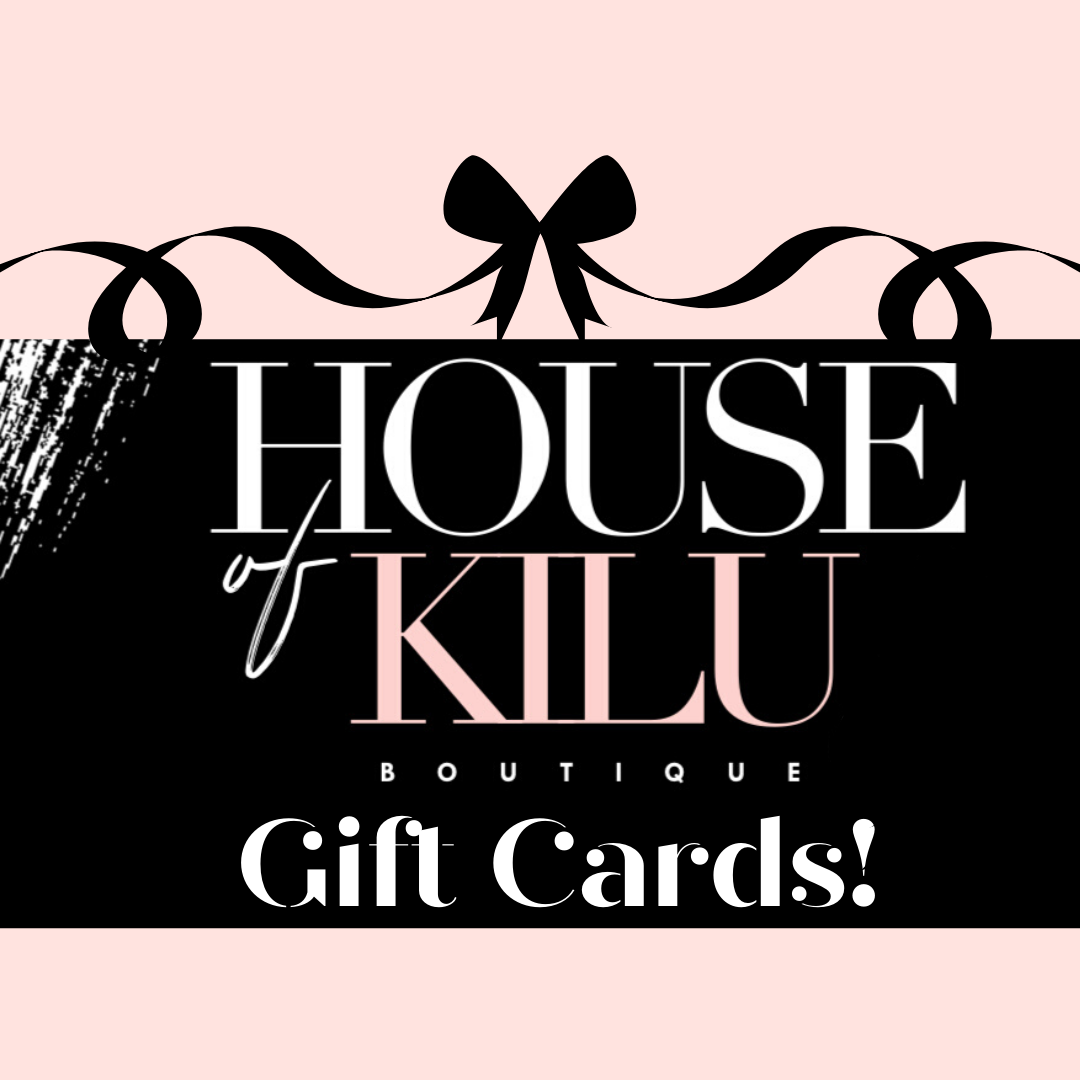 House of Kilu Gift Card