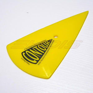 1PC Car vinyl Film Sticker wrapping tool Pointed end Squeegee Scraper size 15.6*8.50cm vehicles decal tools A29