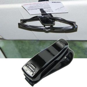 1pc Car Visor Glasses Clip Sunglasses Business Bank Card Ticker Holder Clip CS188