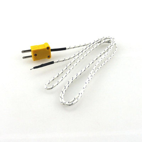 '-20-300 Degree K Type Thermocouple Probe Sensor For Digital Thermostat Temperature Meter 92cm