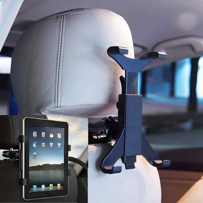 2016 Universal Car Back Seat Headrest Mount Holder for iPad 2 3 4 5 Galaxy 7-13 Inch Tablet PCs Car Styling