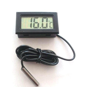 '-50~ +70 Celsius Digital Fridge zer Thermometer Temperature Meter with LCD display