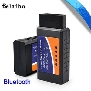 Elm327 V1.5 Auto Diagnostic Scanner Tool Obd2 Bluetooth Usb Wifi Obdii Car Diagnostic Reader Scanner Scan Tool For Iphone Ios Pc