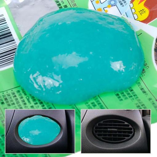 Magical Car Air Outlet Vent Dashboard Conditioner Storage Box Cleaning Glue For Mercedes Audi A4 A6 Bmw F10 Nissan Vw Kia Toyota