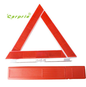 AUTO Road Warning Triangle Folding Car Emergency Tripod Reflective Automobile Traffic Warning stop sign SE 30