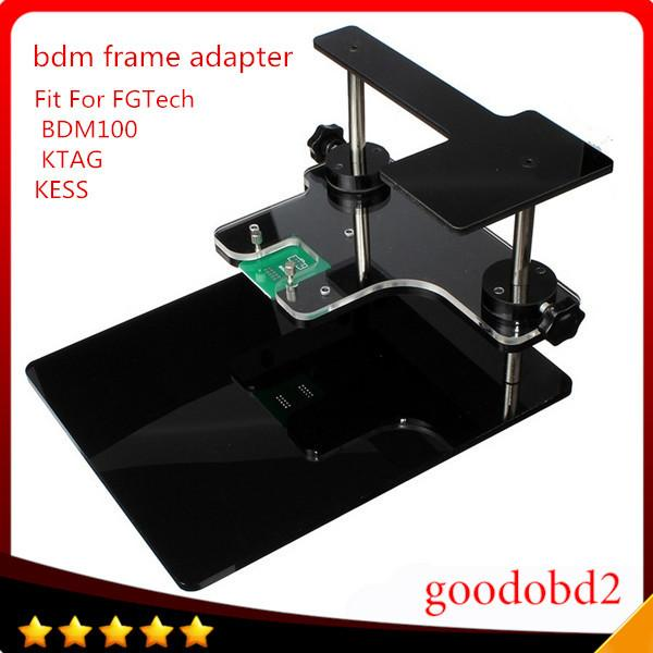 BDM frame metal With Aapters Works BDM Programmer CMD100 Full Sets Fits For FGtech KESS bdm100 use for ktag k-tag ECU tool
