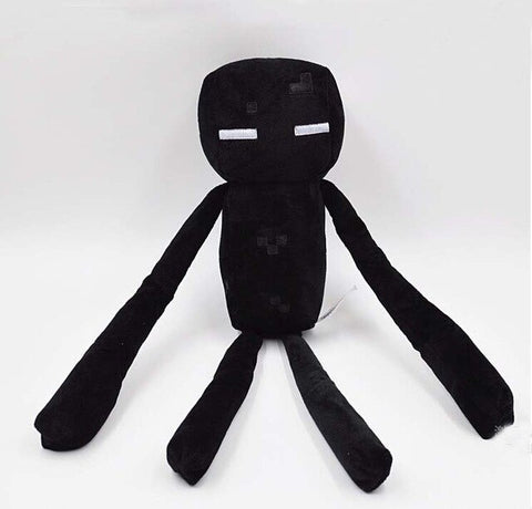 Giant 42cm Minecraft Enderman Plush Toys Even Cooly Creeper Jj Stuffed Toys Doll Soft Toy Brinquedo For Kids