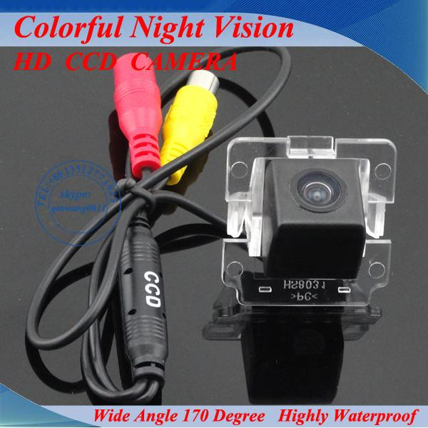 SONY CCD HD Car Rear view Reverse Camera Backup Parking Camera for Mitsubishi Outlander