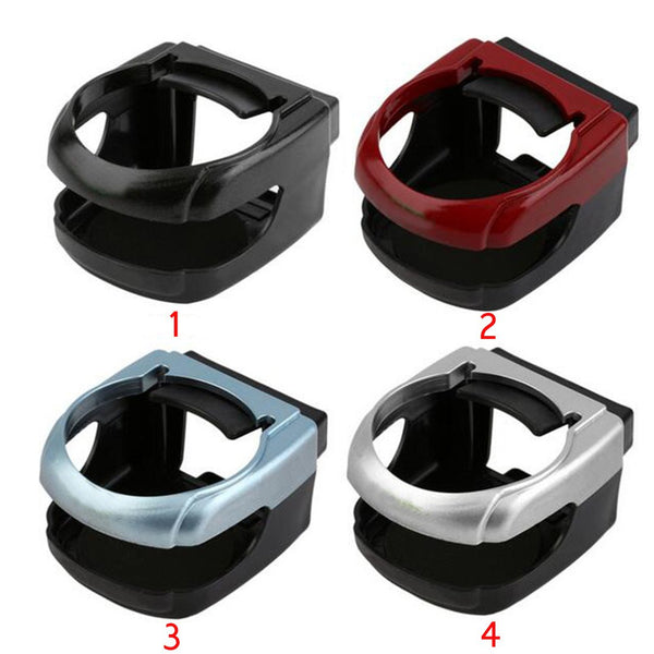 Clip On Car Vehicle Air Condition Vent Outlet Can Drinking Water Bottle Coffee Cup Mount Stand Holder