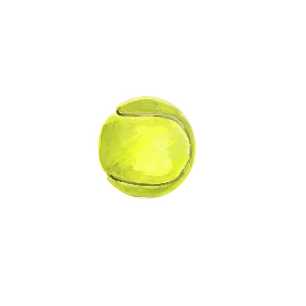 TENNIS BALL DOWNLOADABLE ART