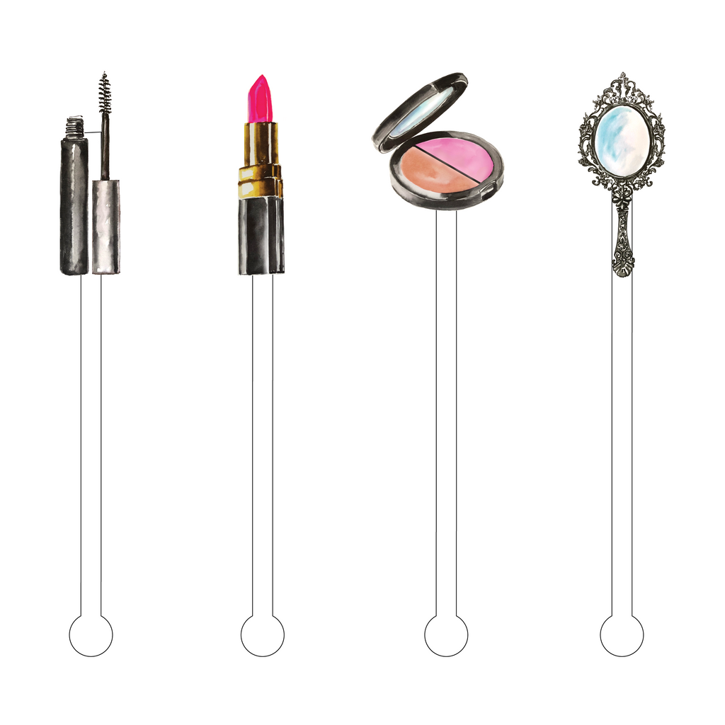 MAKEUP ARTIST ACRYLIC STIR STICKS COMBO