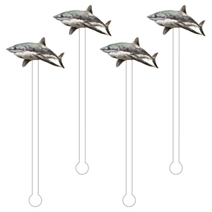 SHARK ACRYLIC STIR STICKS