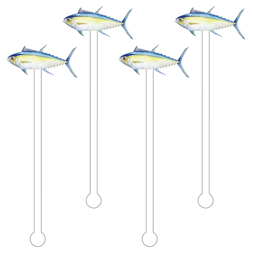 TUNA ACRYLIC STIR STICKS
