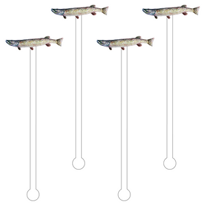 BARRACUDA ACRYLIC STIR STICKS