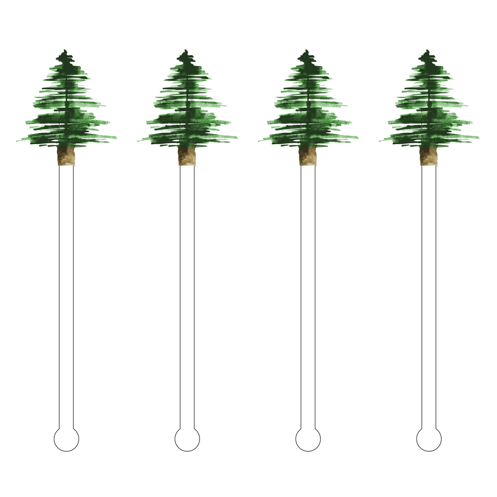 BALSAM FIR ACRYLIC STIR STICKS
