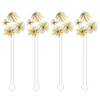STARS & STRIPES PATIO UMBRELLA ACRYLIC STIR STICKS