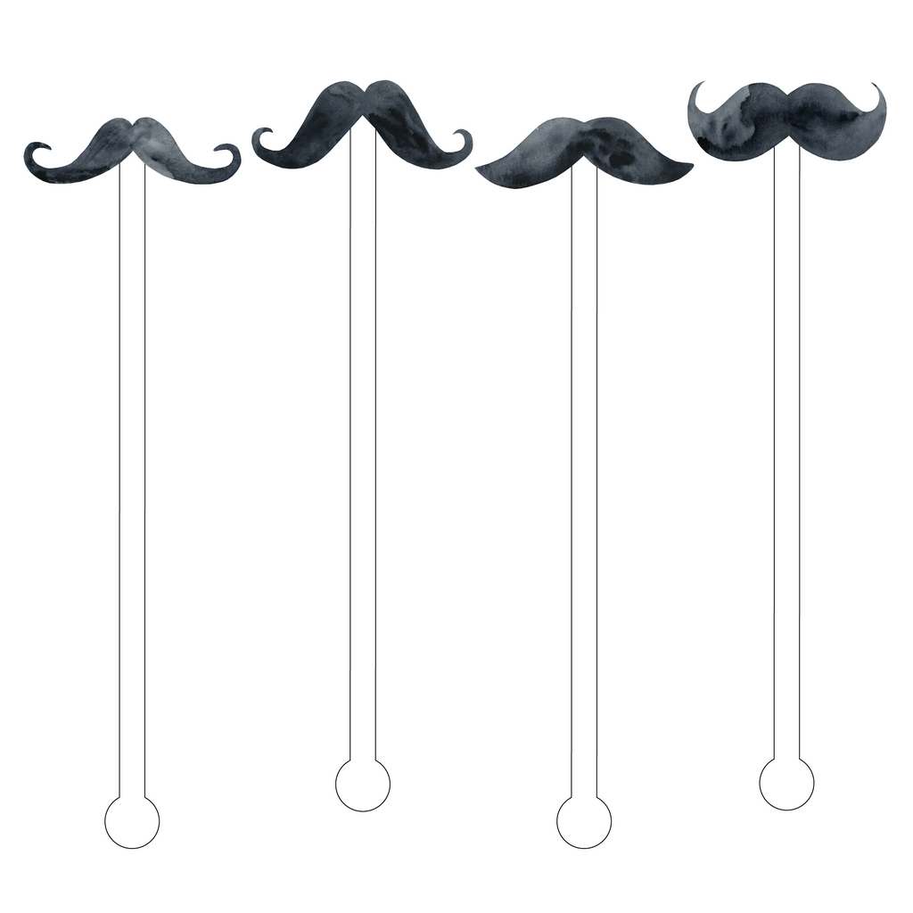NICE 'STASH ACRYLIC STIR STICKS COMBO
