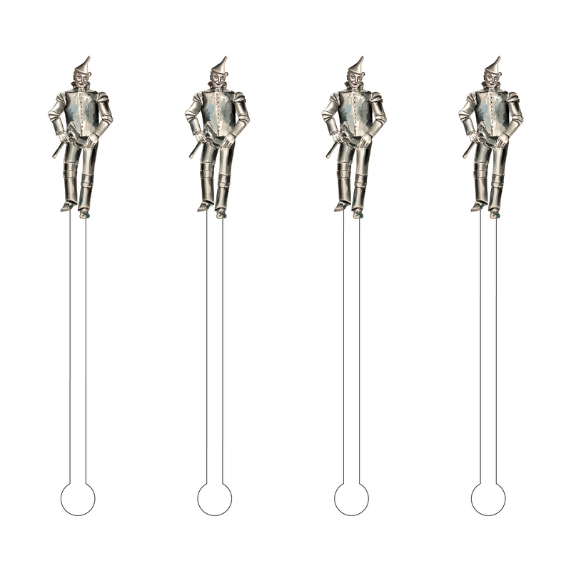 TIN MAN ACRYLIC STIR STICKS