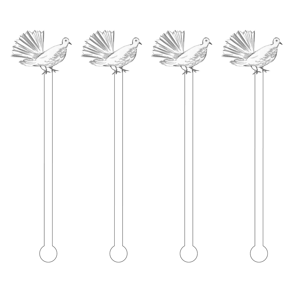 PIGEON ACRYLIC STIR STICKS