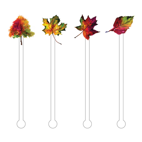 APPLE PIE ACRYLIC STIR STICKS