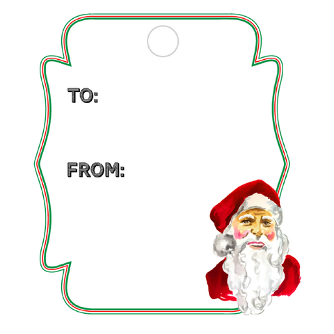 CHRISTMAS SUGAR COOKIES WRITABLE ACRYLIC GIFT TAGS COMBO