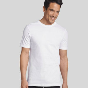 White Crew T-Shirt - 3 Pack