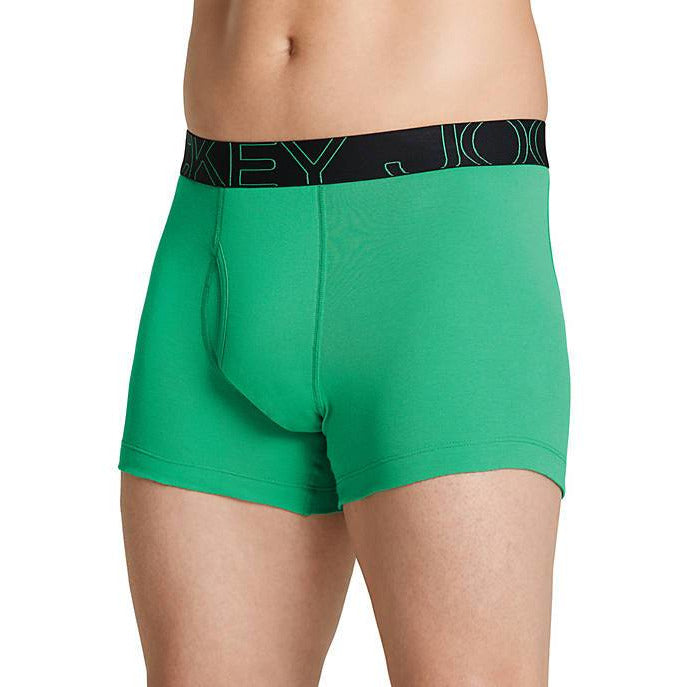 ActiveBlend Boxer Brief - 3 Pack