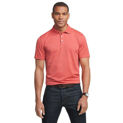 Short Sleeve Coral Air Polo