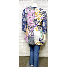 Load image into Gallery viewer, Multi Patterned Tunic
