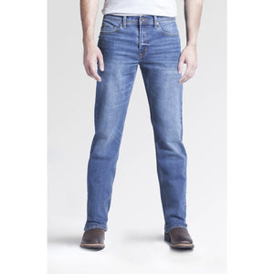 Devil-Dog Bootcut Jean - Ash Wash