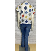 Load image into Gallery viewer, Dot Dolman Spring Sweater