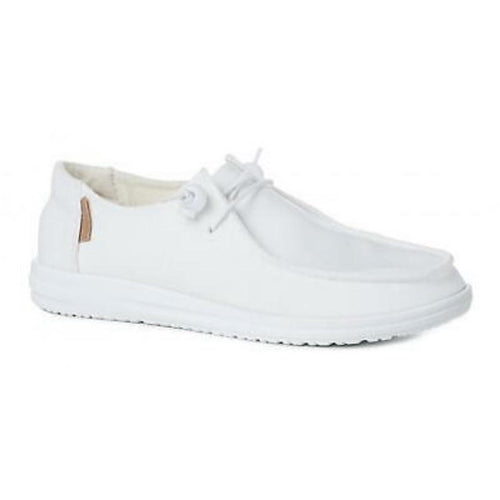Corkys Kayak White Shoe