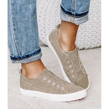 Load image into Gallery viewer, Corkys Babalu Taupe Sneaker
