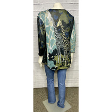 Load image into Gallery viewer, Giraffe Wild Safari Knit Top